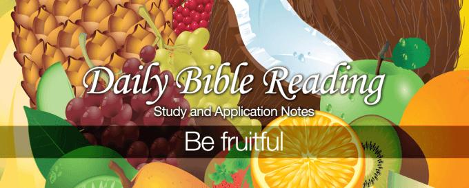 Be-fruitful
