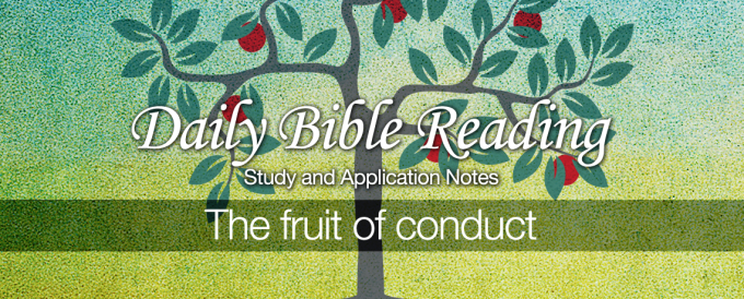 Daily Bible Notes — Page 73 — Worldwide Mission Fellowship