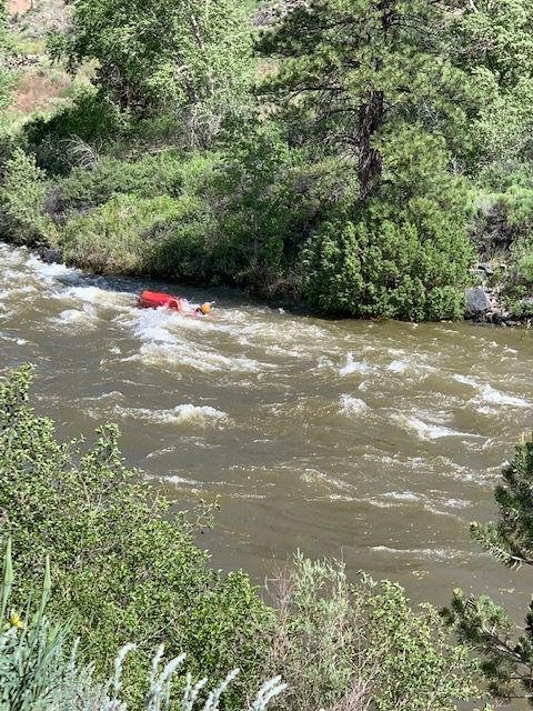 Excitement and Sportsmanship on the Arkansas River