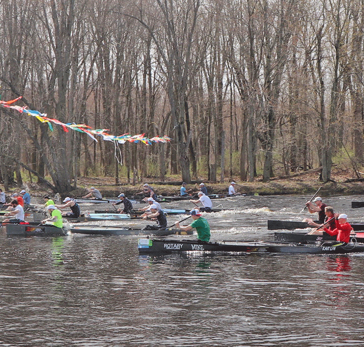 58th Annual Canton Canoe Weekend