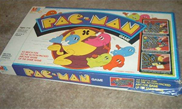Pacman Brettspiel