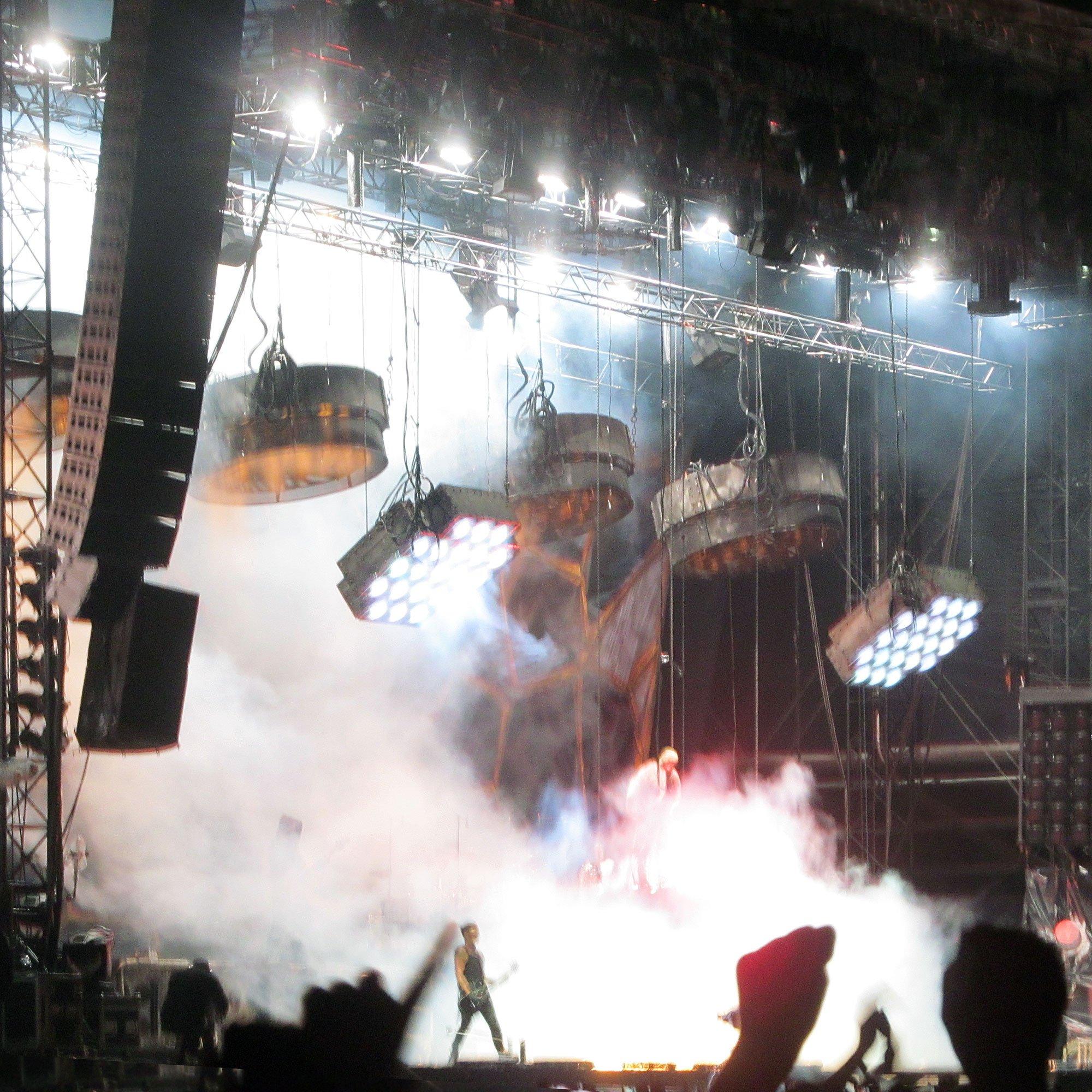 Hurricane Festival: Rammstein