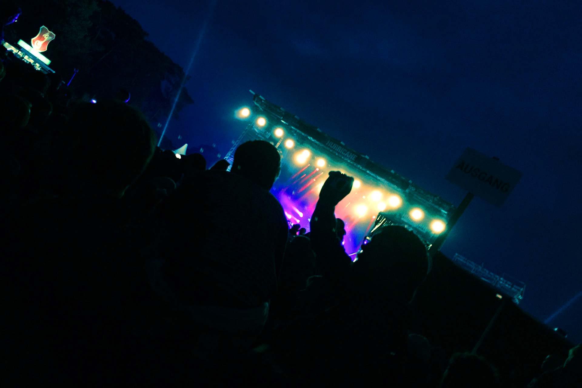 Hurricane Festival: Casper