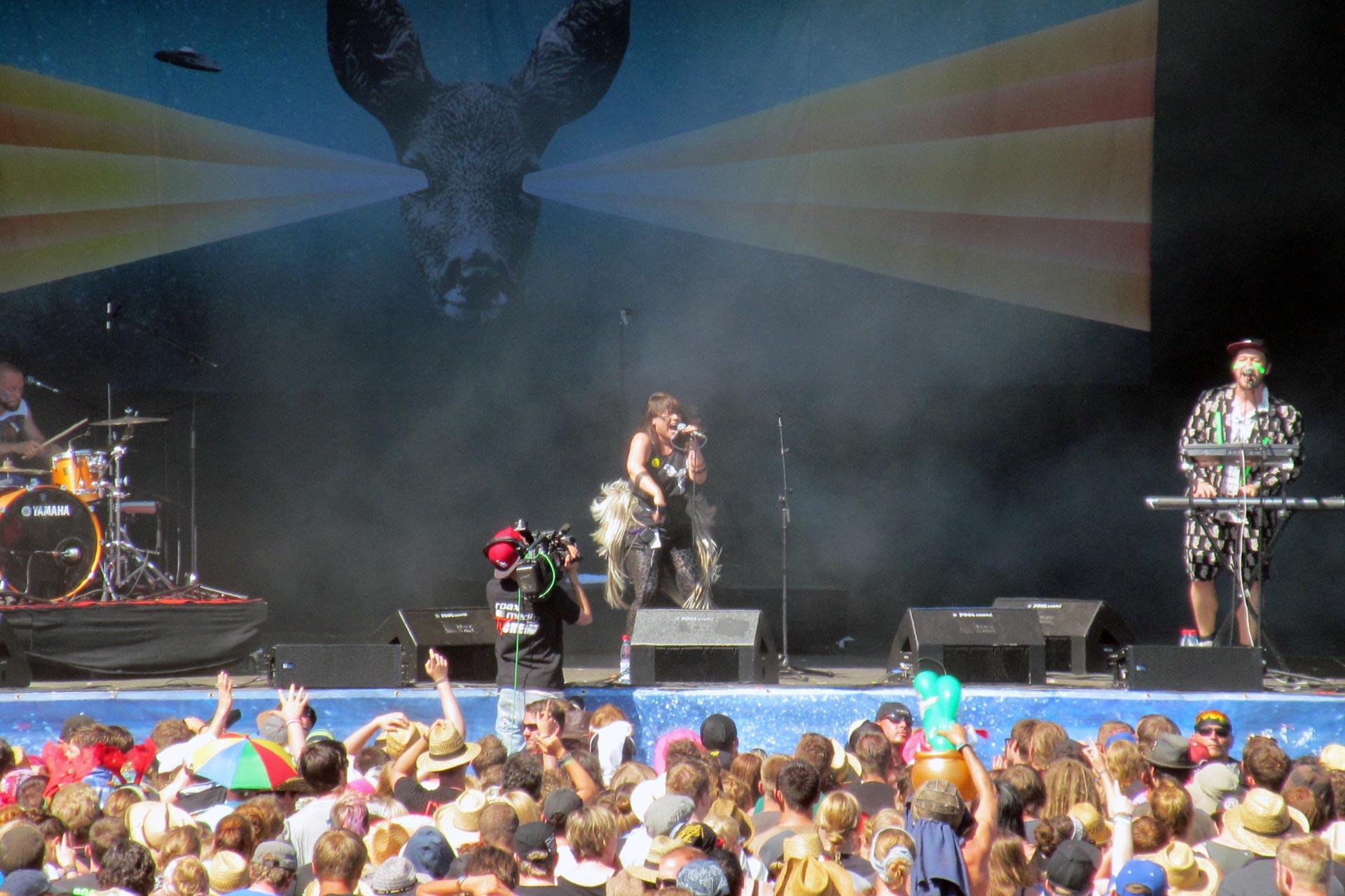 Deichbrand Festival: Großstadtgeflüster