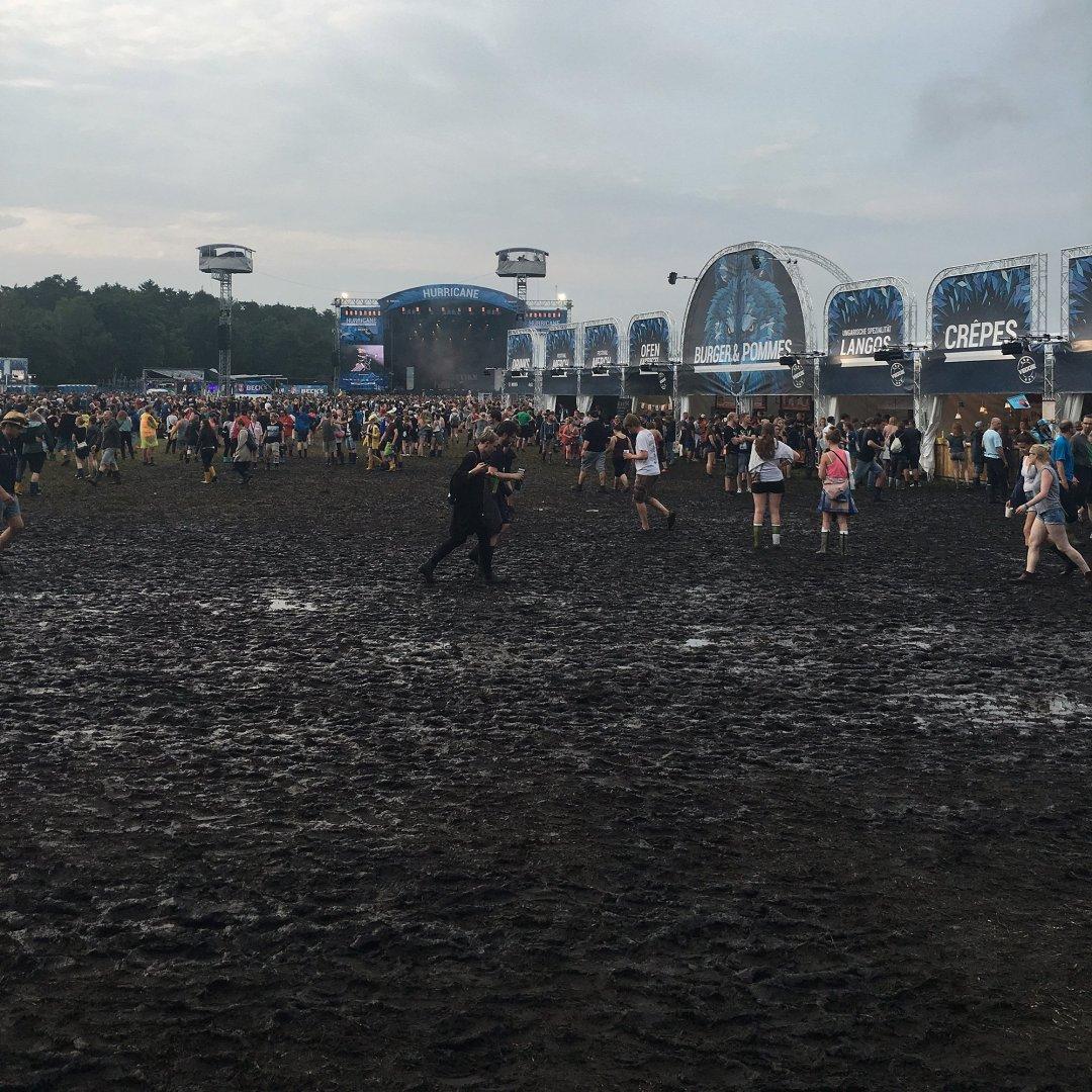 Hurricane Festival 2016: Blue Stage