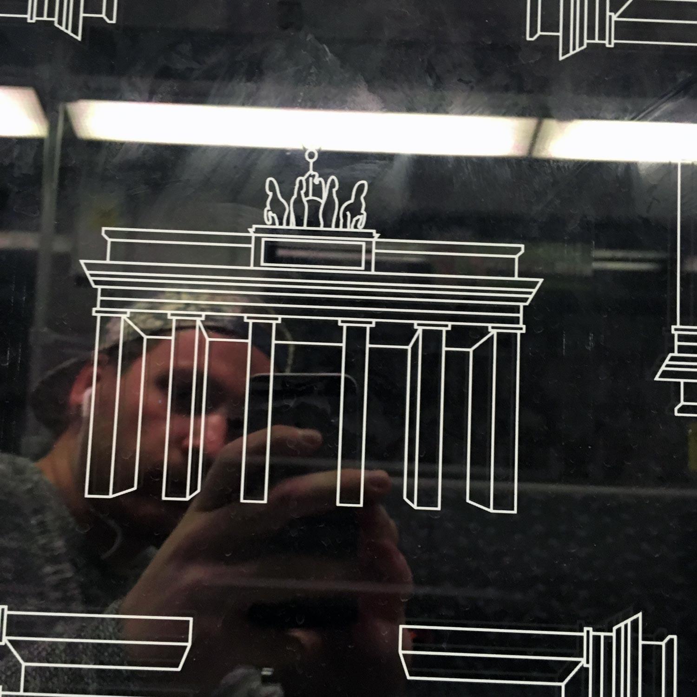 Festival of Lights: U-Bahn