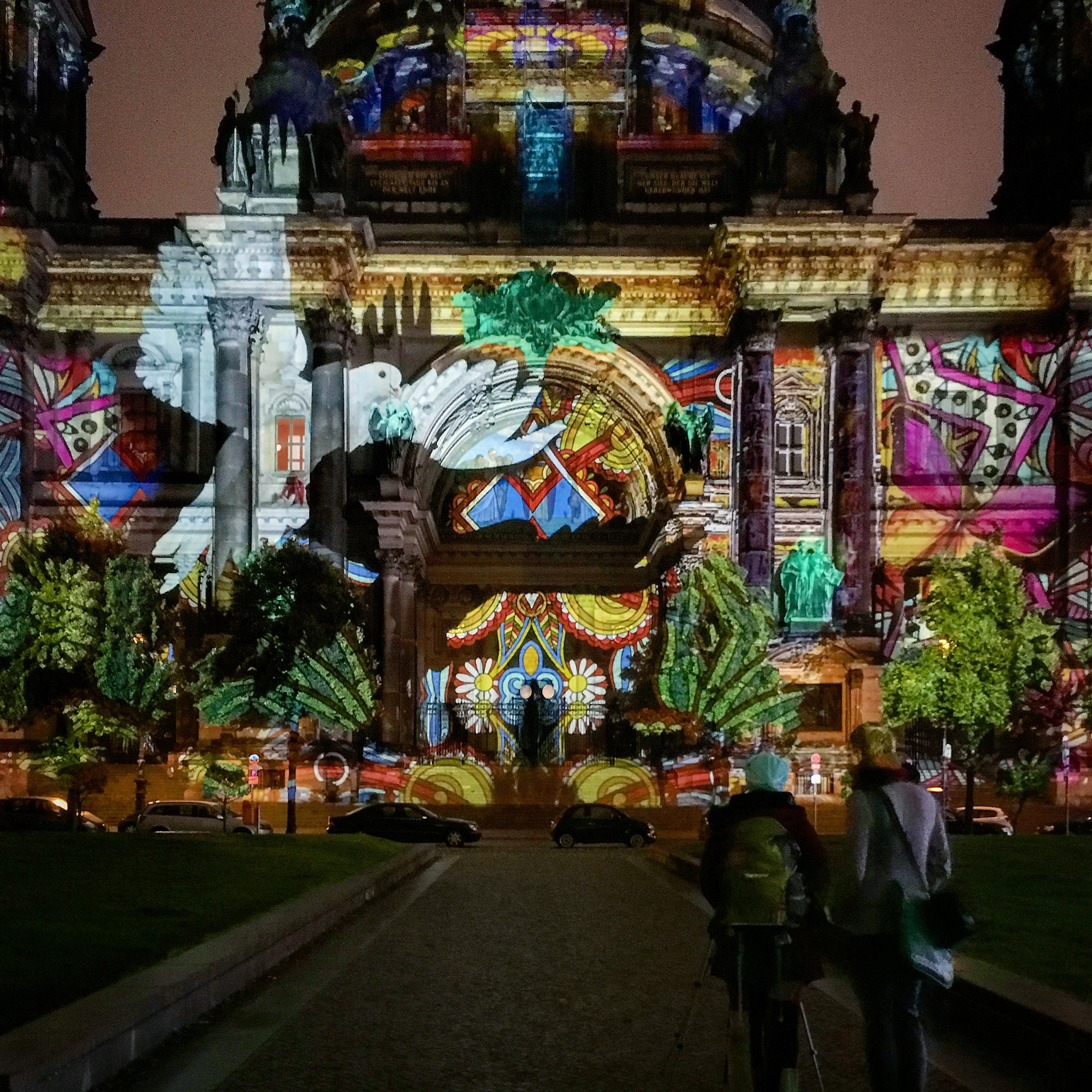 Festival of Lights 2016: Berliner Dom