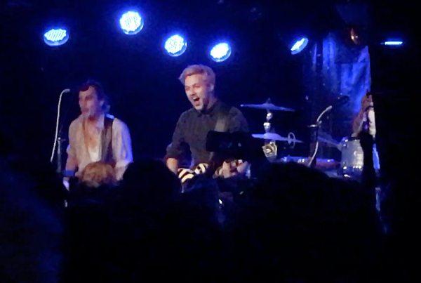 Killerpilze live im MarX Hamburg