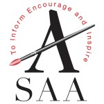 Society of Amateur Artists Logo SAA