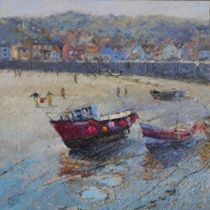 Carol Owen - depth and distance in painting