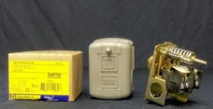 Square D 3050 Pump Pressure Switch