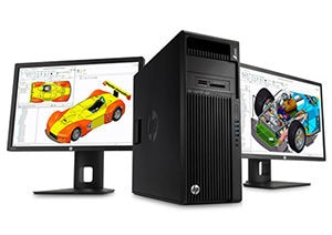 Get the job done fast - HP Z440 Workstation