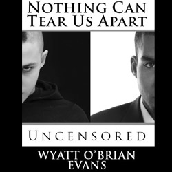 Book cover for Nothing can tear us apart
