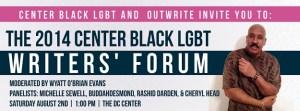 The 2014 Center LGBT Writers Foum