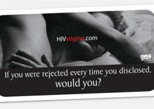 If you were rejected every time you disclosed, would you?