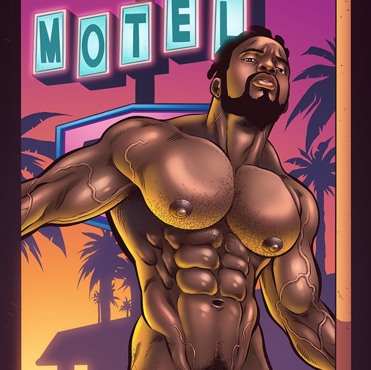 LGBQT Gay Wyatt Evans MOE