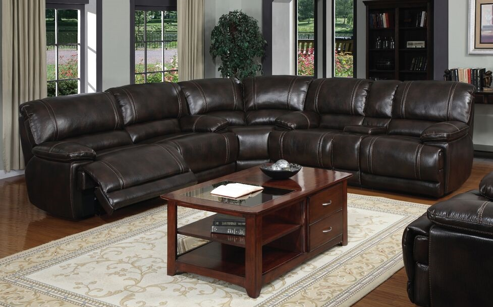 Leather Twin Sleeper Sofa