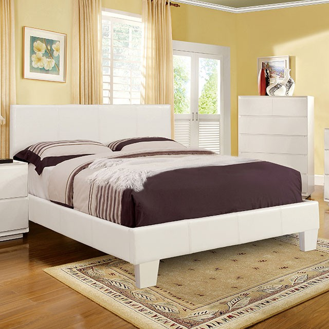 Furniture Of America 7008whck White Platform California