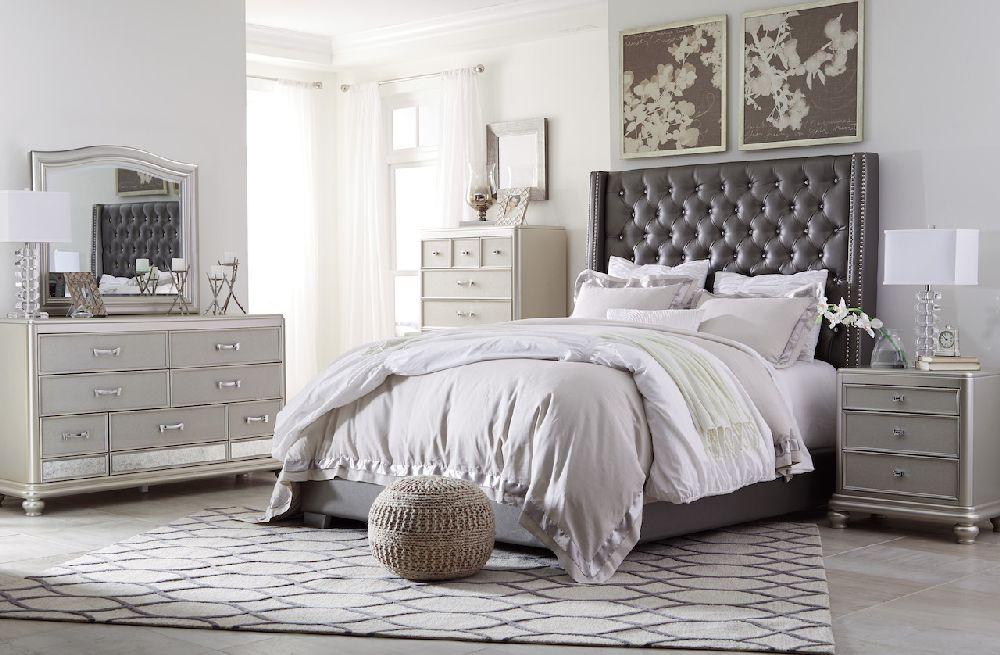 Ashley Coralayne Collection B650 Bedroom Set
