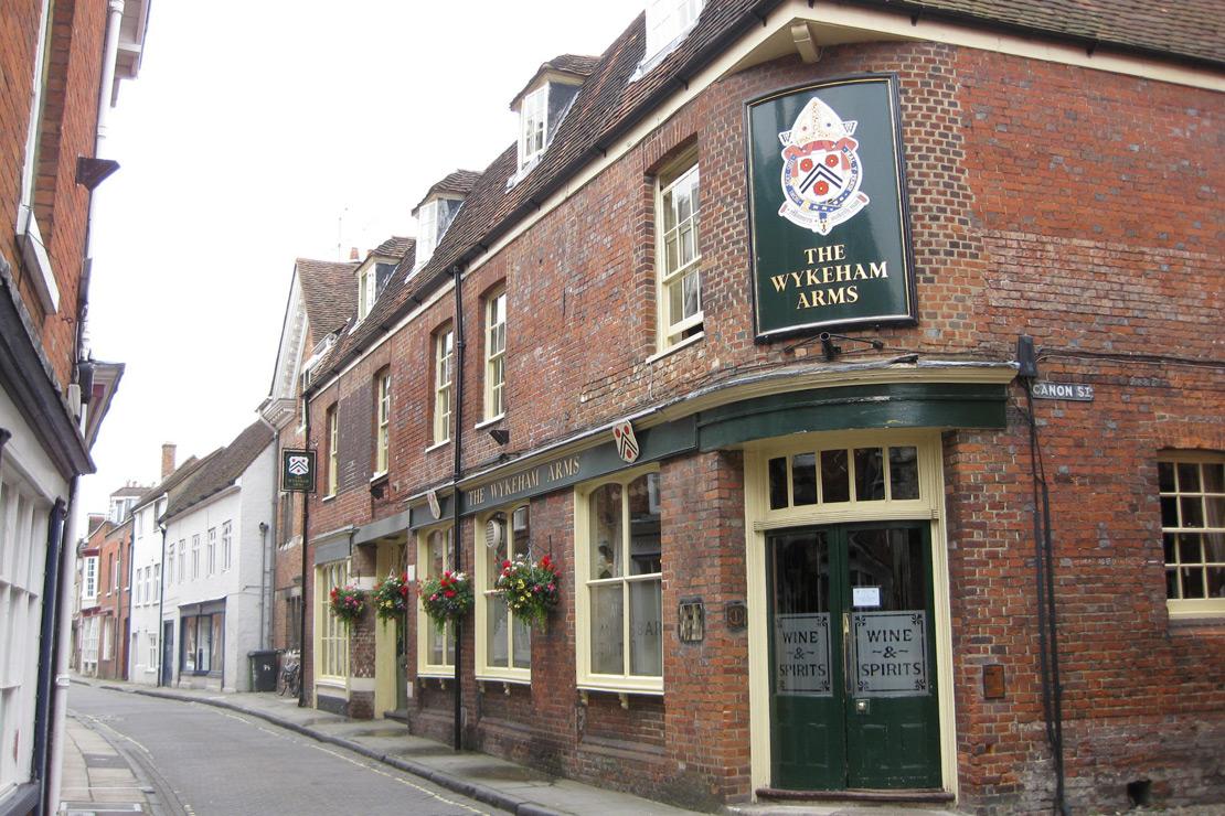 The Wykeham Arms 360 Tour
