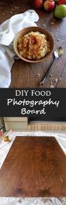 DIY Food Photography Background - Under $15