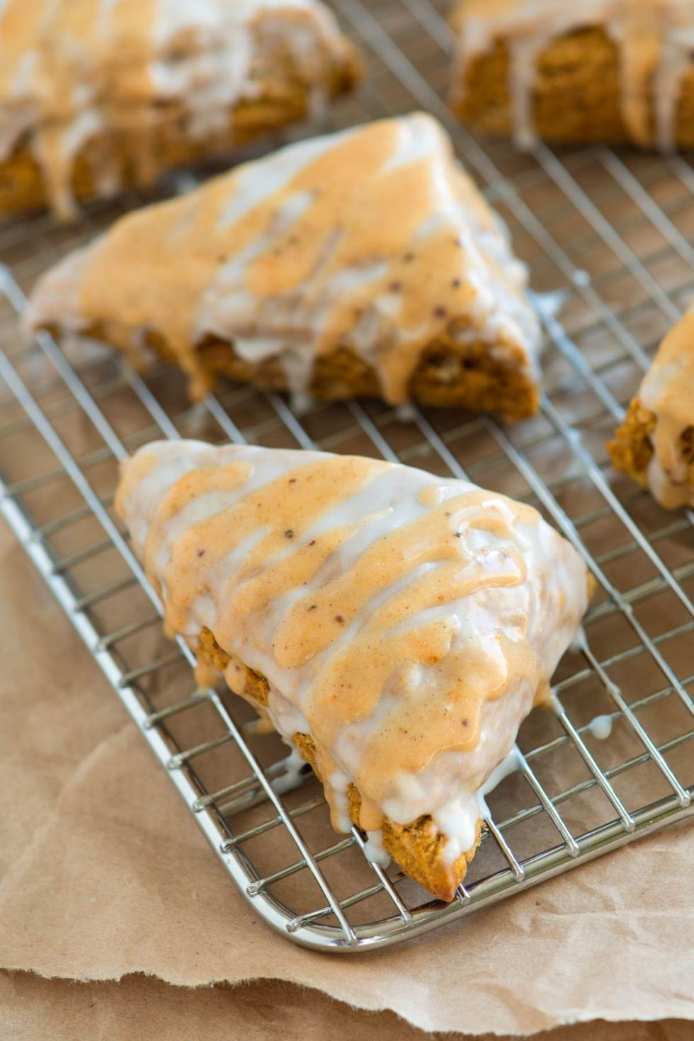 5 Pumpkin Spice Recipes You Haven't Tried Yet - Pumpkin Spice Scones
