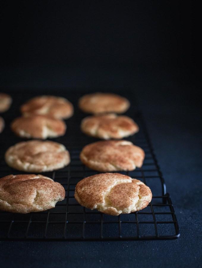 Our Family Snickerdoodle Recipe | Cookies | Cinnamon Sugar