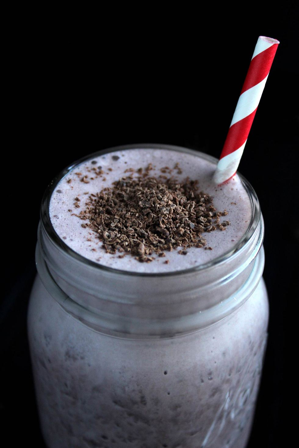 Chocolate Covered Cherry Protein Smoothie | Low Calories | Low Carb | Protein Shake | Low Sugar | Post Workout | On the Go | Breakfast | Vegan
