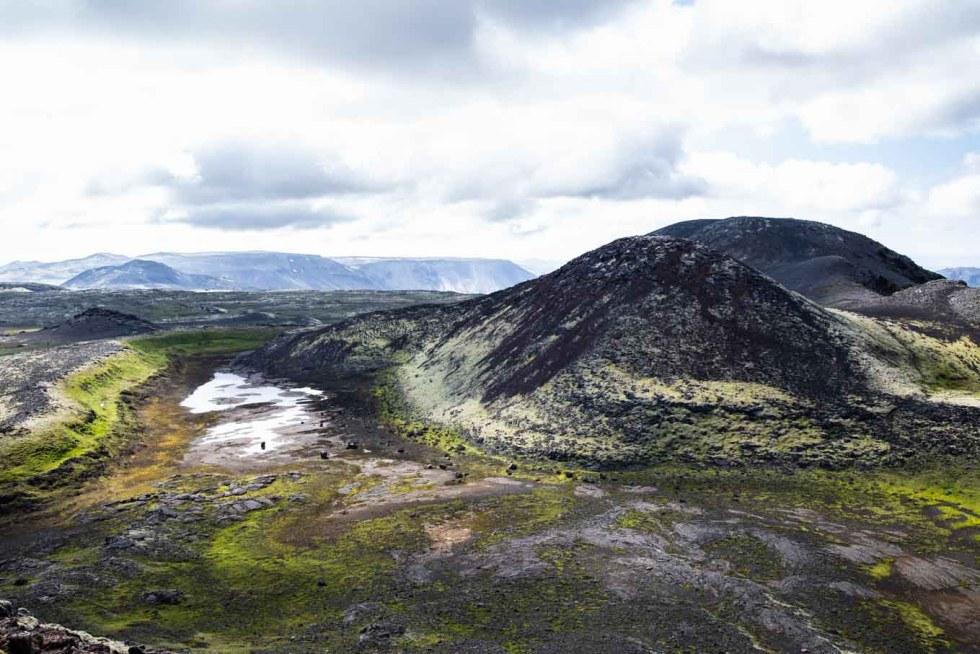 Iceland Reykjanes Peninsula