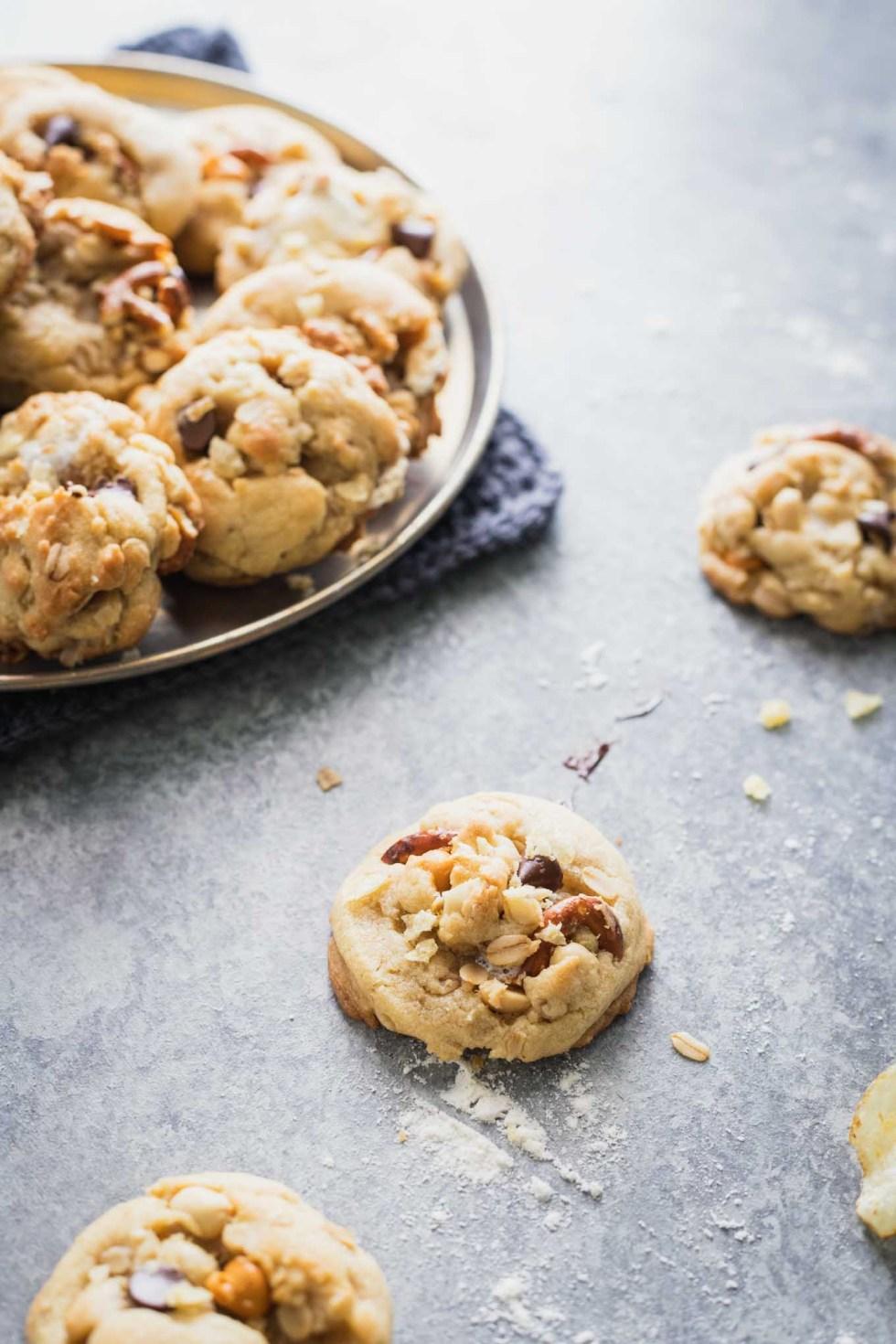 Kitchen Sink Cookies | Easy Recipe | Cookie Swap