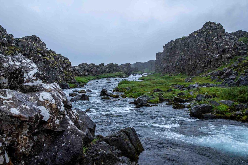 Oxararfoss Thingvellir National Park | Iceland
