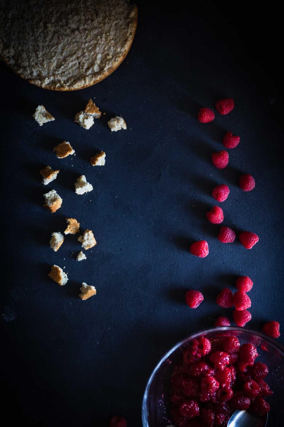 Dark Food Photography | Moody Photography | Chiaroscuro | Baking | Dessert | Food Blogging