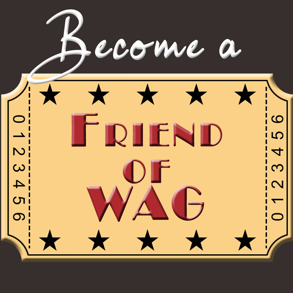Become a Friend of WAG
