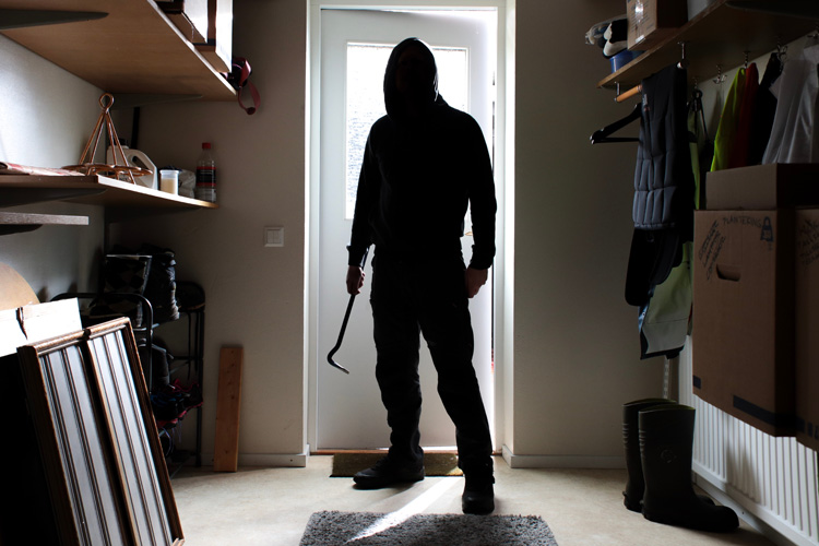 How to feel safe in your home after a burglary