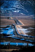 Alaska pipelines