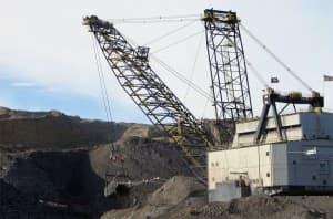 Arch Coal's Black Thunder Mine