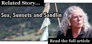 Link to Sex, Sunsets and Sandlin