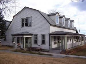 Veteran's Home of Wyoming at Fort McKinney