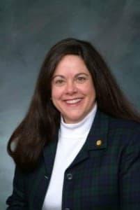 State Rep. Rosie Berger (R-Big Horn)