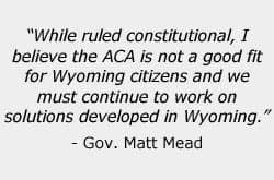 Matt Mead quote
