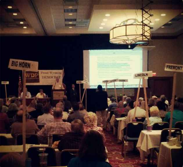 Wyoming Democratic State Convention