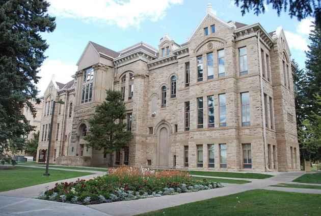University of Wyoming Old Main