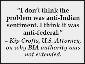 Kip Crofts, U.S. Attorney