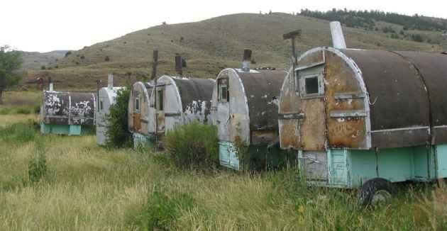 Sheep Wagons