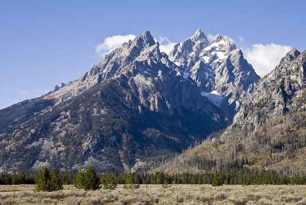 Mary Gibson Scott is retiring from superintendent of Grand Teton National Park on Friday. She talks grizzly bears, wolves and the current state of government. (Wikimedia commons)