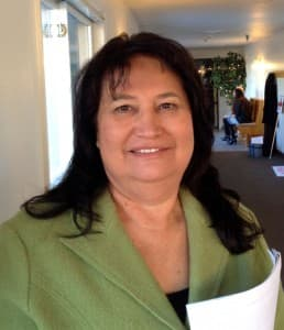 Cathy Keene is Health Programs Director for the Eastern Shoshone tribe.