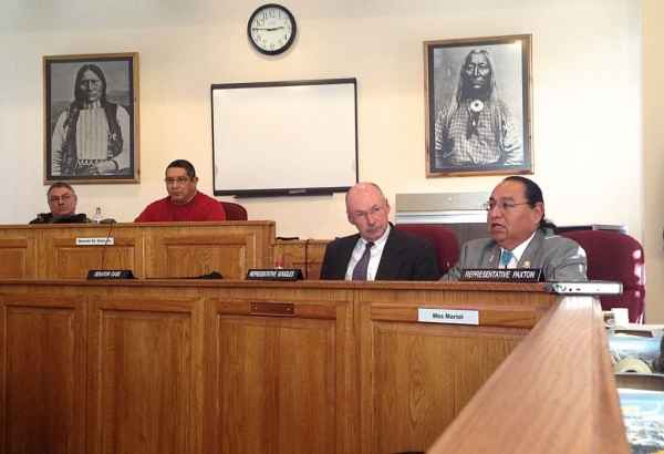 Tribal Relations Committee