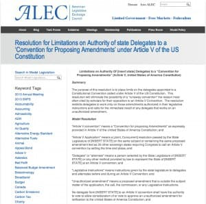 ALEC article V Bill (click to enlarge)