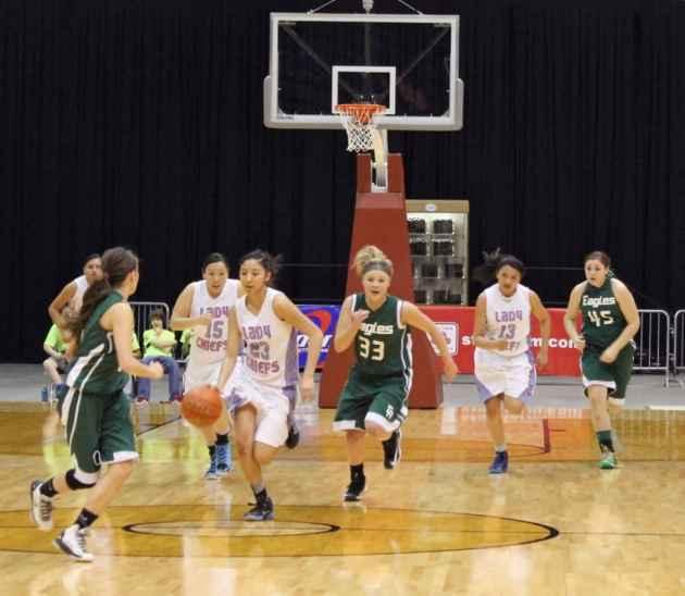 Lady Chiefs - Wyoming Basketball