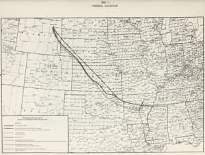 Drawn map of coal slurry (click to enlarge)